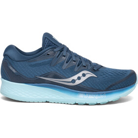 saucony Ride ISO 2 Shoes Women blue/aqua